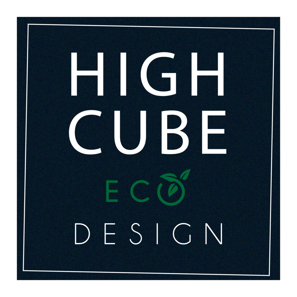 Logo High Cube Eco Design